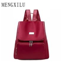 Купить с кэшбэком New Design Fashion Women Backpack Oxford Large Capacity Travel Bags High Quality School Bags for Women Zipper Female Bag Pleck