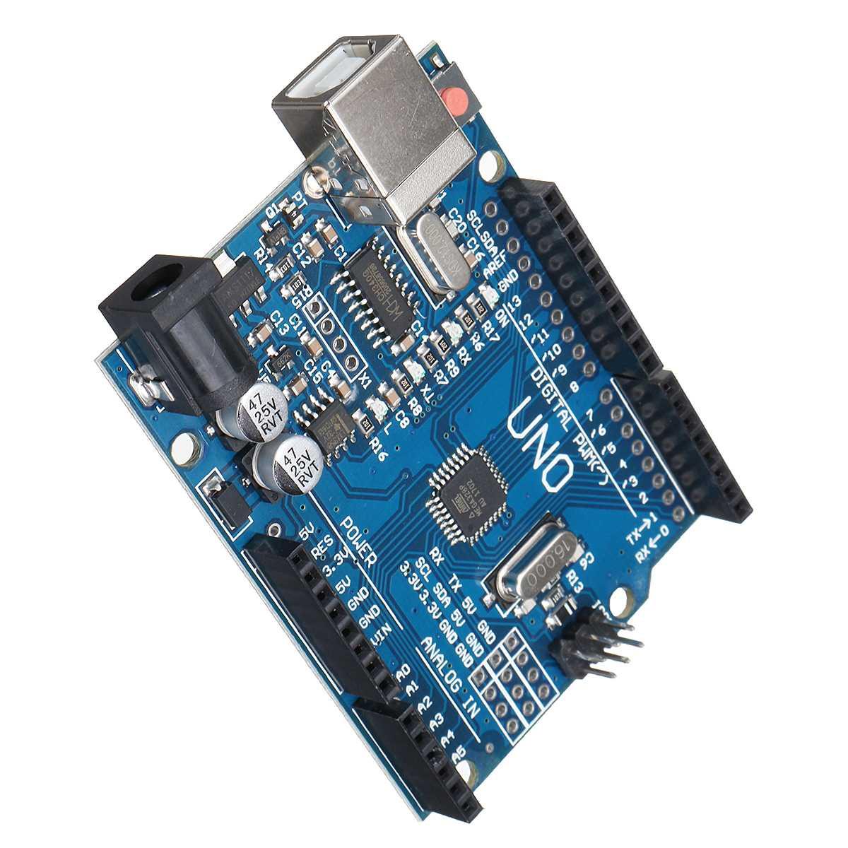 Pour UNO R3 Kit de démarrage avec OLED SPI bluetooth LCD1602 RTC DHT11 pour Version Arduino SMD - 6