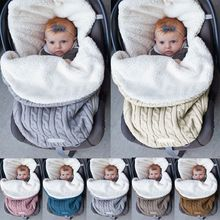 Детский спальный мешок, подкладка для ног, коляска, коляска для коляски, удобное автомобильное сиденье с пальцами