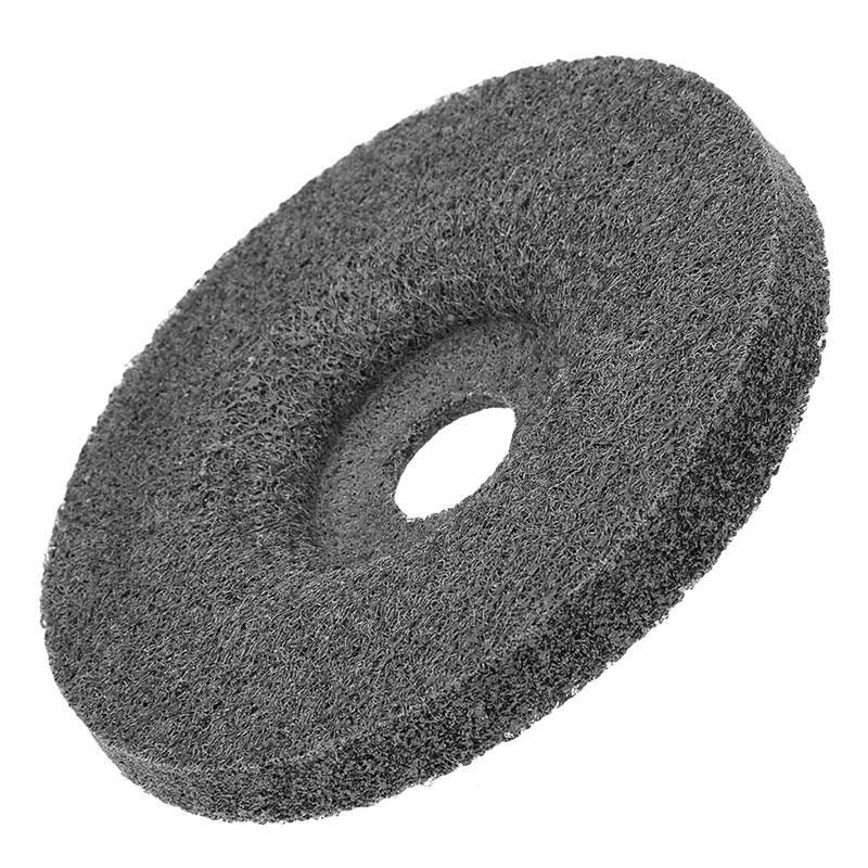 100x16x12mm Nylon Fiber Grinding Disc Buffing Wheel Polishing Wheel For Angle Grinder