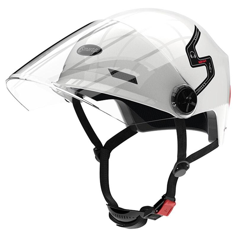 Smart4U casque Moto visage ouvert casque Moto casques Moto pour Moto course Moto casques Vintage, E10