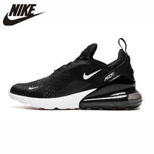 купить Nike Air Max 270 Original New Arrival Men Running Shoes Authentic Cushion Breathable Outdoor Sports Sneakers #AH8050 по цене 5101.08 рублей