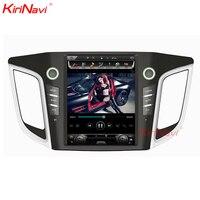 KiriNavi Vertical Screen Tesla Style 10.4 Inch android 6.0 Car Radio For Hyundai IX25 Creta GPS Navigation Bluetooth 2014+