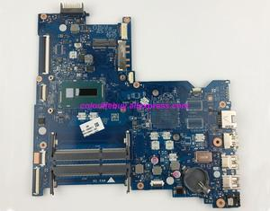 Image 1 - אמיתי 854941 601 854941 001 UMA w i3 5005U מעבד BDL50 LA D703P מחשב נייד האם Mainboard עבור HP 15  AY סדרת נייד