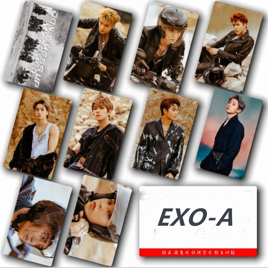 Kpop Exo Dont Mess Up My Tempo Wall Scroll Poster Chen Xiumin Hang Up Fabric Photo Picture Jewelry Findings & Components