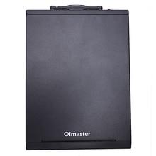 Oimaster 4 отсек жесткого диска корпус стойка для хранения данных для 2,5 дюймов/3,5 дюймов Sata Hdd Sdd Hdd для 5,25 дюймов отсек для жесткого диска