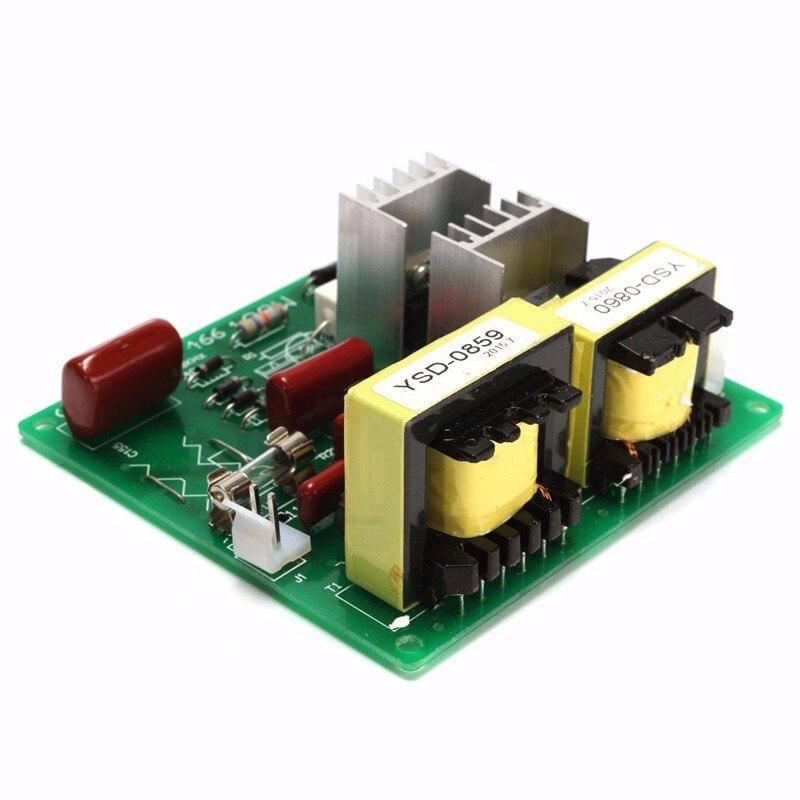 Ac 110v 100w 40k Ультразвуковой очиститель, плата драйвера питания+ 1 шт. 60w 40k преобразователь для ультразвуковых очистительных машин