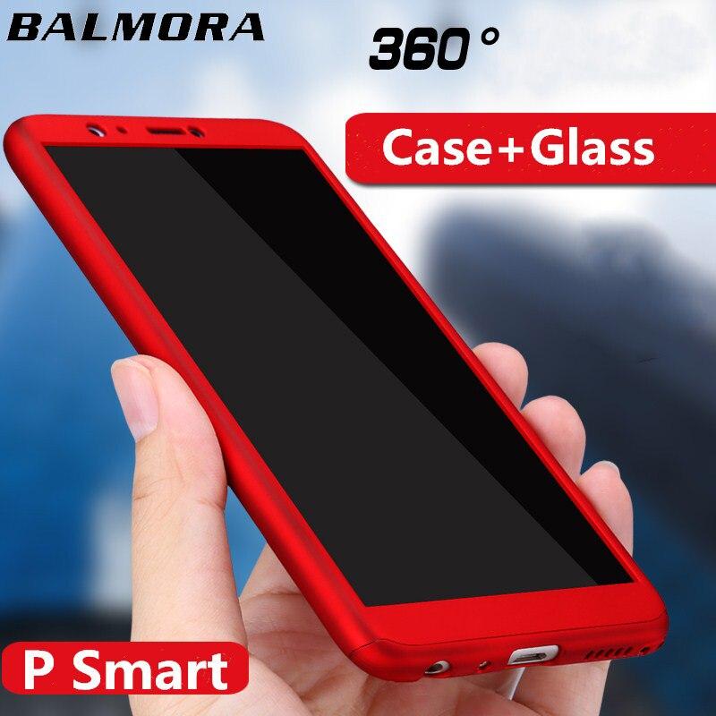 BALMORA Hard Protection Full SFor For Honor 9i 10 V9 V10 Mate 20 Huawei P20pro Nova 2s 3 4 360 Phone Case