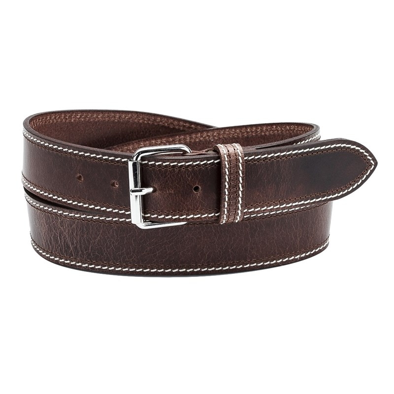 Belt Sergio Belotti unisex 2322/40 Barani T. Moro M unisex adjustable posture corrector back support belt for adults