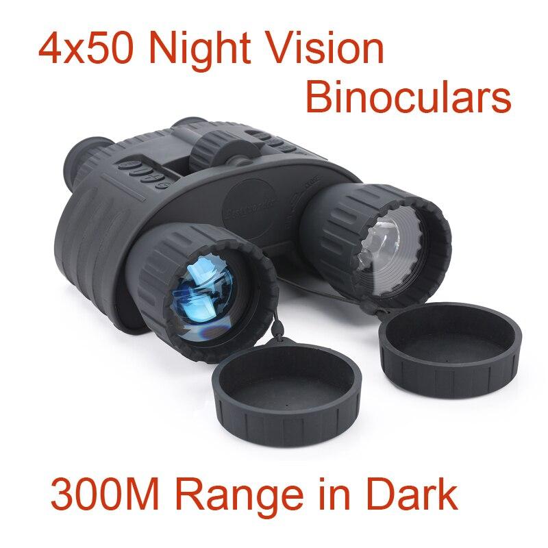 Bestguarder WG80 lunettes de vision nocturne 720 P HD télescope de vision de nuit Nuit Chasse Jeu Caméras Produit offres spéciales