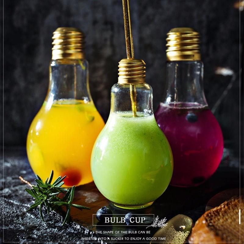 2018 Nieuwe Lamp Cocktail Cup Voor Bar Wine Glass Charms Bicchieri Vetro Copas De Vino Party Draagbare Verre Cocktails Bicchiere Copo Versterkende Taille En Pezen
