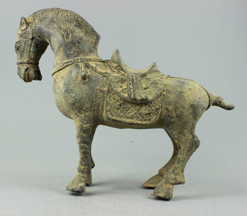 Statue de cheval de sculpture en Bronze