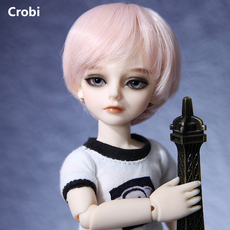 Crobi CB little Lance bjd sd doll 1 6 body model oueneifs High Quality resin toys