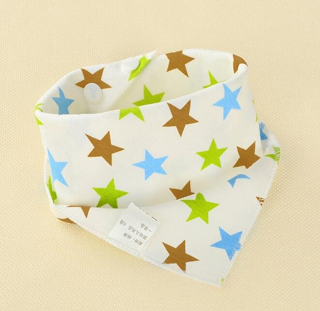 2019 a estrenar 1 Uds niños bebés Unisex alimentación Saliva toalla Dribble pañuelo triangular babero provecho paños regalos para bebés
