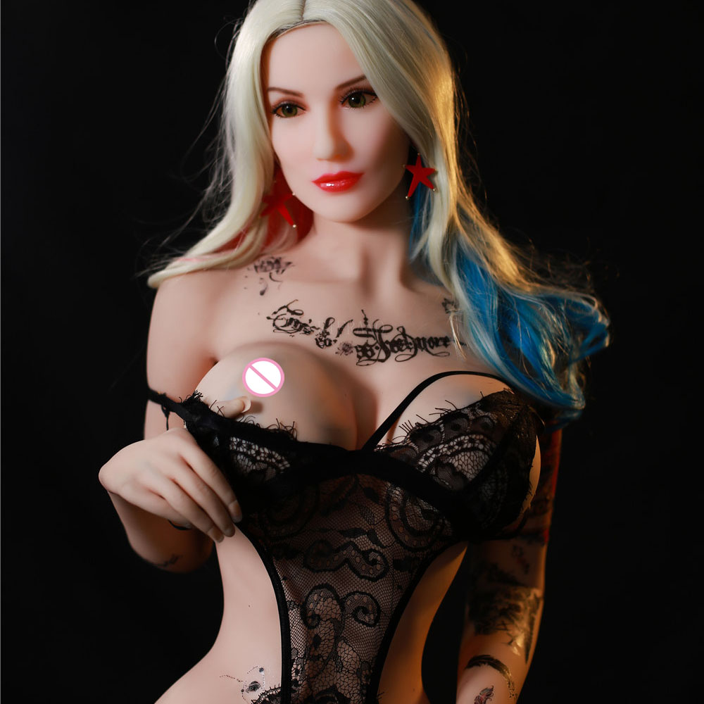 165cm Full Size Silicone <font><b>Sex</b></font> <font><b>Dolls</b></font> Men's Realistic <font><b>Sex</b></font> <font><b>Doll</b></font> Lifelike Europe Blond Blue Eyes LOVE <font><b>Doll</b></font> Real TPE <font><b>Dolls</b></font> image