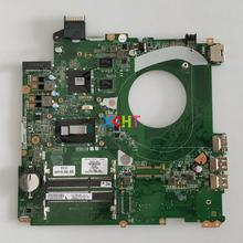 цена на 766472-501 766472-001 766472-601 DAY11AMB6E0 840M/2GB i7-4510U CPU for HP 15-P000 15-P Series Notebook PC Motherboard Mainboard