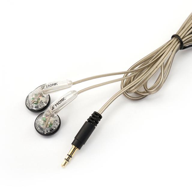 Venture Electronics VE Monk Plus Earbuds Hifi  Earphones