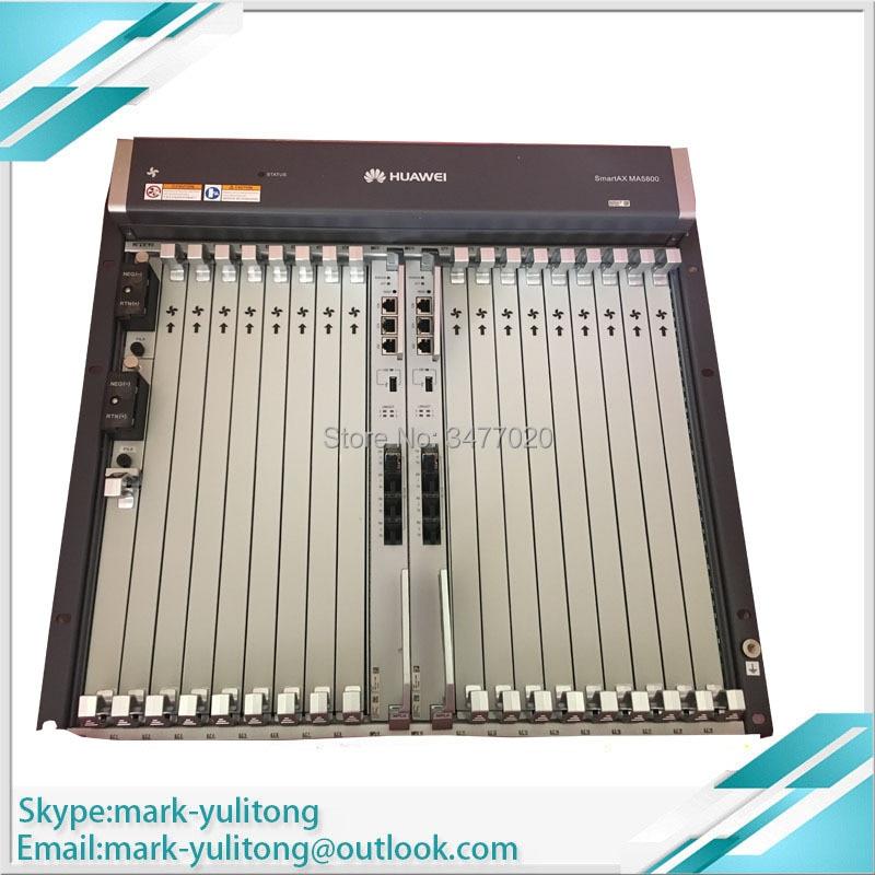 Mpla Pila With 2 10g Uplink Control Brand New Original Hua Wei Ma5800-x17 Olt
