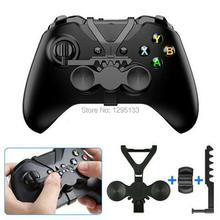 Mini gry wyścigowe Gamepad kierownica pomocniczy kontroler dla Xbox One dla Xbox One Slim dla Xbox One X akcesoria tanie tanio Microsoft M S 000186 black for xbox one for xbox one slim for xbox one x controller