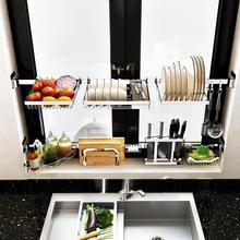 Scolapiatti Organisateur Organizador De Rangement Cosina Stainless Steel Cozinha Cocina Cuisine Kitchen Storage Rack Holder