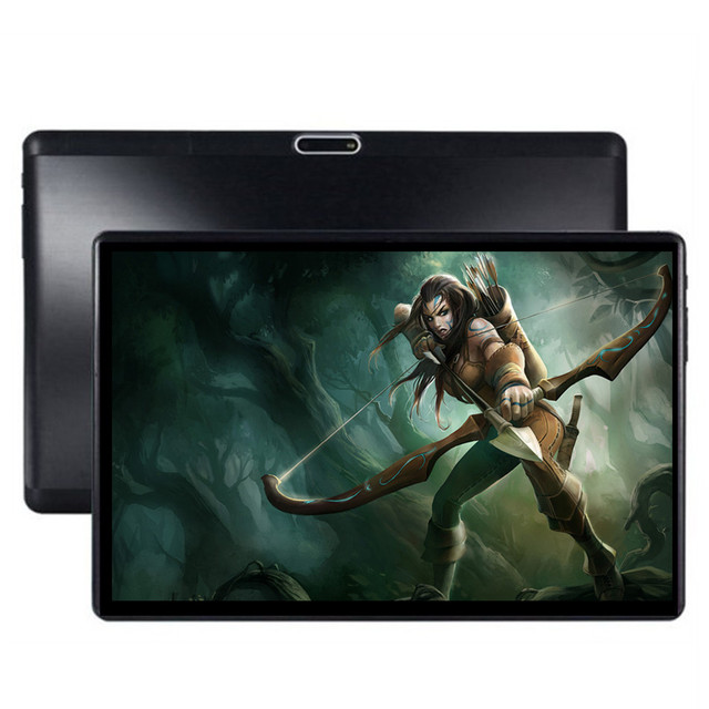 3D Game Supported New Version 10 inch Tablet PC 4G LTE With WIFI 32/64GB MT6753 10 Inch Android 7.0 GPS IPS 1920x1200