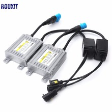 2Pcs AC 55W HID Ballast Canbus Error Free Xenon Ballast For Car Light Bulb Xenon H1 H3 H4 H7 H11 9005 9006 12V