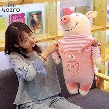 VOZRO 60 Cm Pig Doll Children Hug Pillow Sleep Lazy Girl Super Coussin Exterieur De Salon Almofada Overwatch Floor Cushion Throw