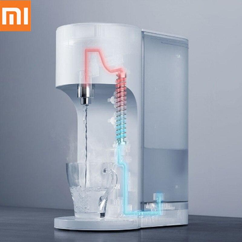 Novo Xiaomi VIOMI 4L 2050 W 220 V Controle APP Inteligente de Aquecimento Instantâneo de Água Bar Grande Tanque de Água Com Toque botão YM-R4001A