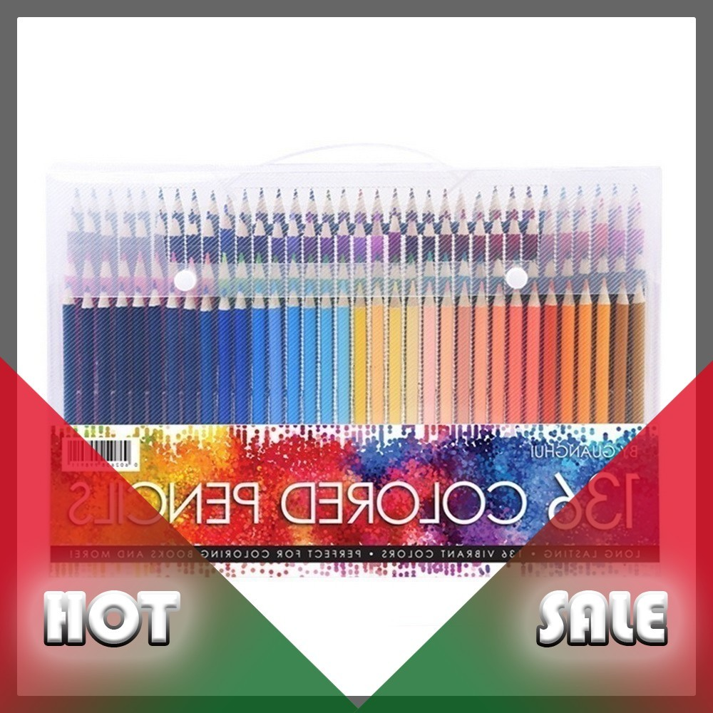 SYU Genuine 136 oily color pencil painting products logs creative pencils environmental safety school supplies NOT durable genuine 136 oily color pencil painting products logs creative pencils environmental safety school supplies not