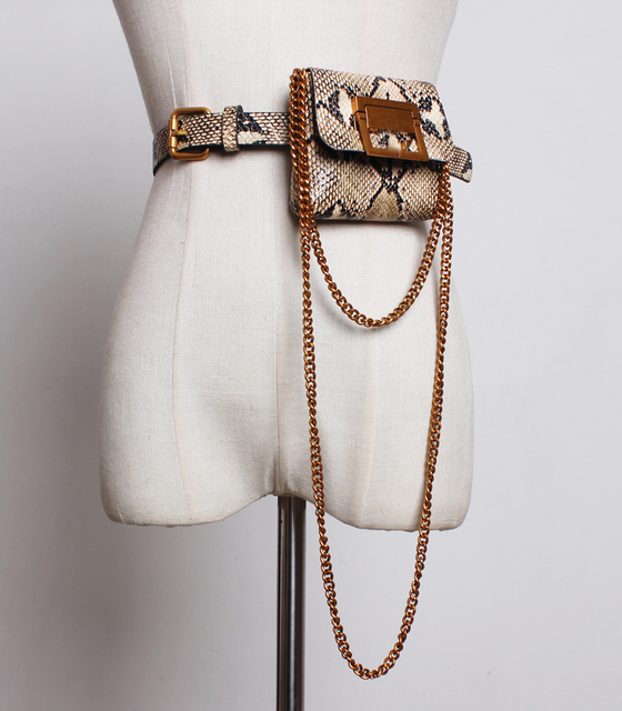 SHENGPALAE 2019 nuevo primavera estilo europeo Cinturones Mujer Leopardo de impresión costura cierres personalidad Vintage cinturón FI726