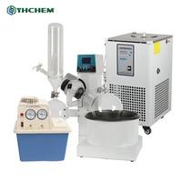 YHChem Turnkey Solution 3L Glass Distillation Apparatus Rotary Evaporator Distiller