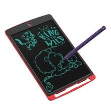 Рисование планшет дети lcd цифровая графика письмо краска каракули доска Электроника учебная площадка Граффити Блокнот детский подарок
