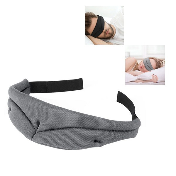 Natural Silk Sleep Eyeshade Rest Sleeping Eyemask Shade Cover Eyeshade Blindfold Travel Relax Sleep Personal Health Care Tool