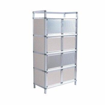 Mesas Capbords té Cocina muebles China para habitación Mueble Cocina  armario aleación de aluminio Meuble Buffet gabinete aparador