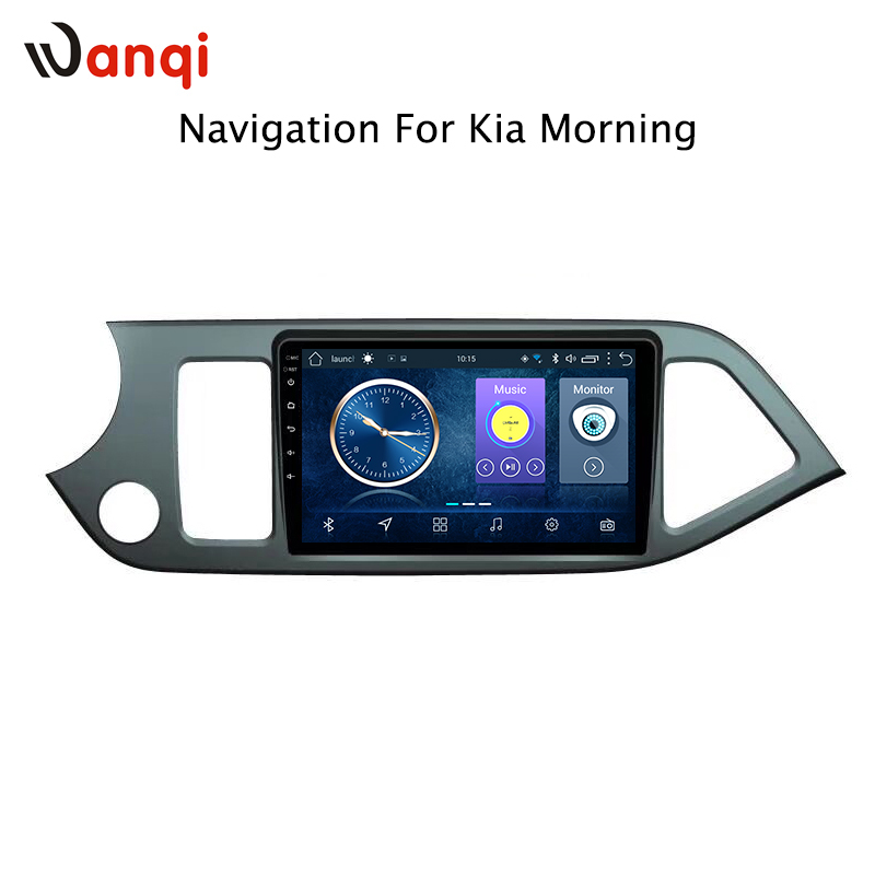 9 inch factory android 8.1 car dvd player For KIA morning 2011-2015 picanto with audio radio multimedia gps navigation system9 inch factory android 8.1 car dvd player For KIA morning 2011-2015 picanto with audio radio multimedia gps navigation system