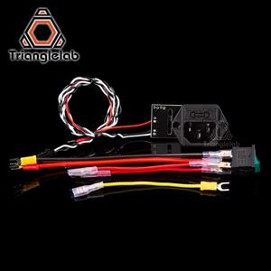 Image 5 - Trianglelab high quality power panic and power supply unit PSU 24V 250W for Prusa i3 MK3 MK3S 3D printer kit