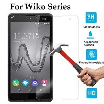 Закаленное стекло HD прозрачная защитная пленка для экрана для Wiko Tommy 3 Sunny 3 plus Mini Lite View 2 Pro go U Feel Fab Harry2 Jerry Max