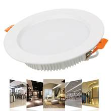 5W 2.5inch Aluminum LED Recessed Ceiling Downlight Can Light Bulb Anti-fog Lamp(China)