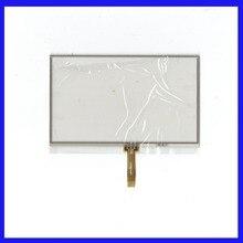 ZhiYuSun для Texet TN-600 4,3 дюймов 4 линейный сенсорный экран панель Сенсорное стекло это совместимо Сенсорное стекло для gps