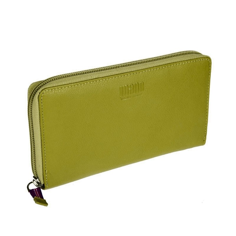 Purse Mano 20102 SETRU Lime purse mano 20102 setru black