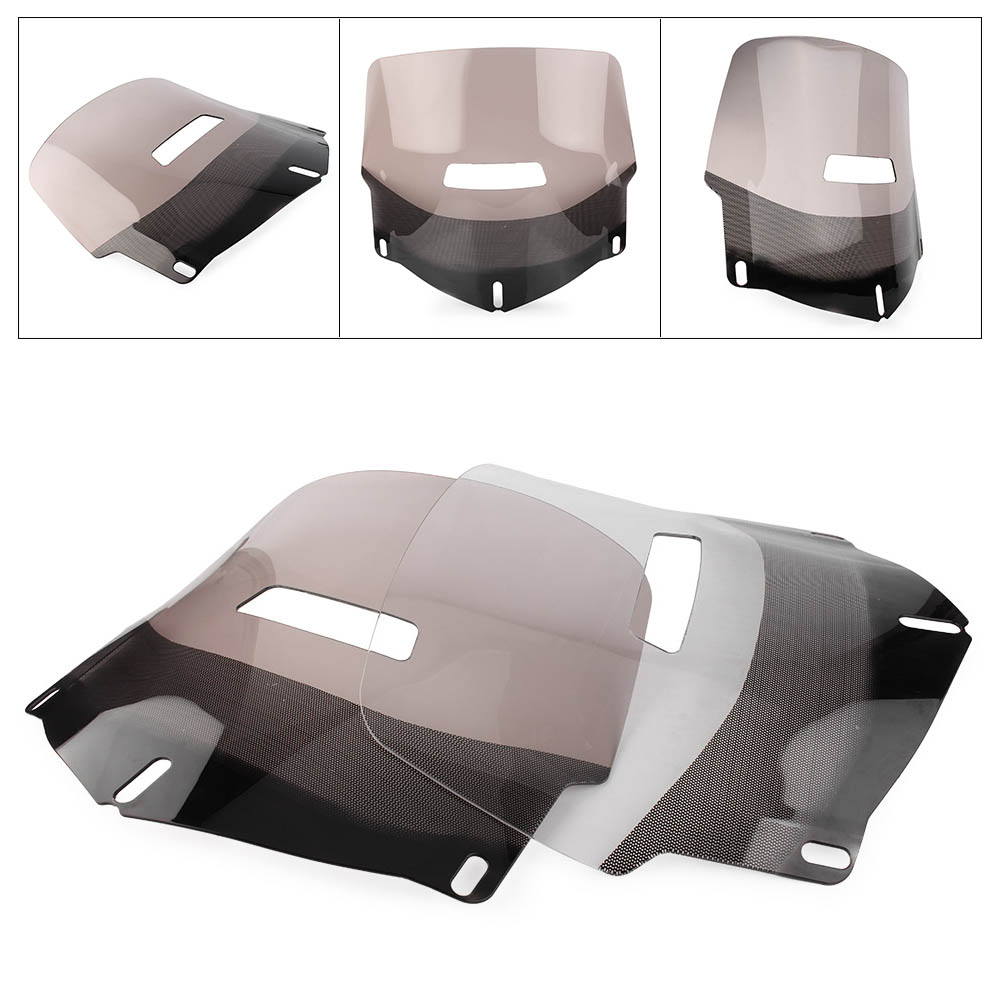 GL 1800 Gold Wing Motorcycle Windshield Windscreen Screen for Honda Goldwing GL1800 2001-2010 2011 2012 2013 2014 2015 2016 2017GL 1800 Gold Wing Motorcycle Windshield Windscreen Screen for Honda Goldwing GL1800 2001-2010 2011 2012 2013 2014 2015 2016 2017