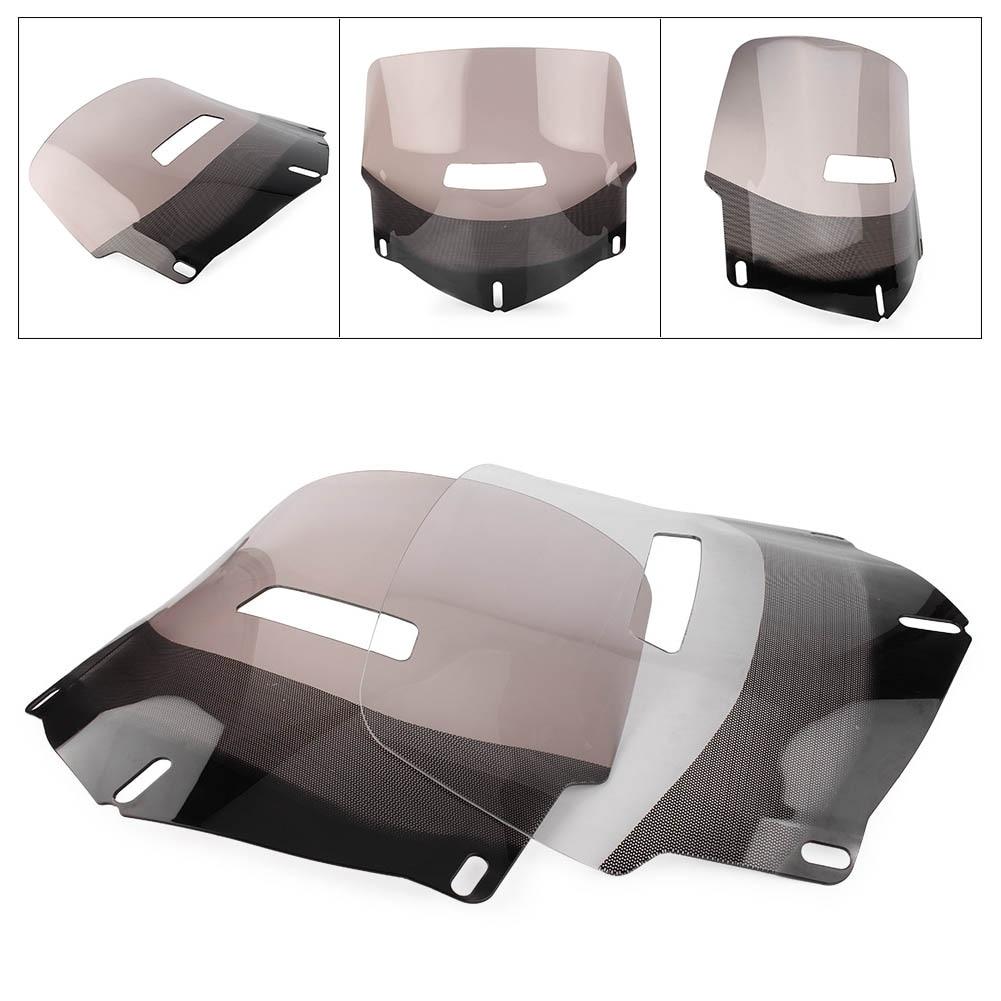 GL 1800 Gold Wing Motorcycle Windshield Windscreen Screen for Honda Goldwing GL1800 2001 2010 2011 2012 2013 2014 2015 2016 2017