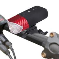 USB Rechargeable Bicycle Light LED Headlight Emergency Power Lamp 4000mAh For Running Camping Bicycle Accessories