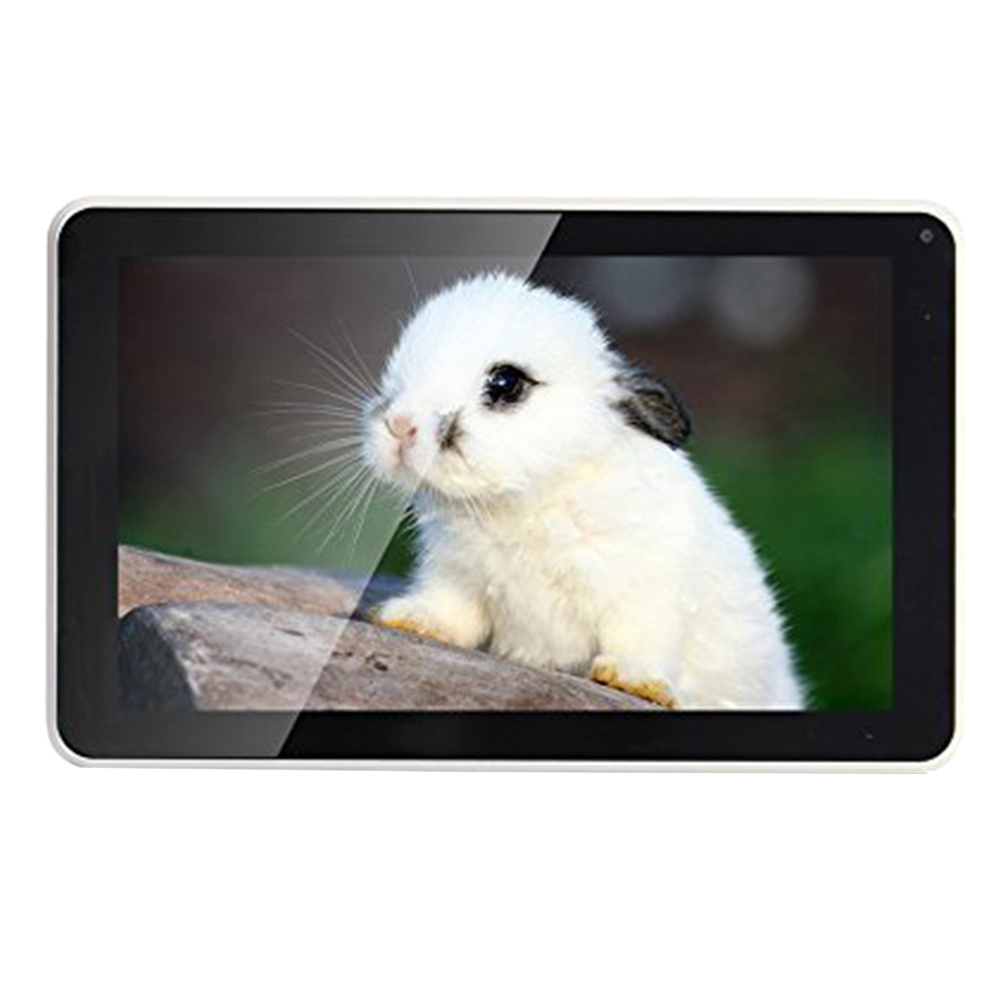 9 Android 4 4 Google Tablet PC Capacitive TFT LCD Multi Point Touch Screen A33 Quad