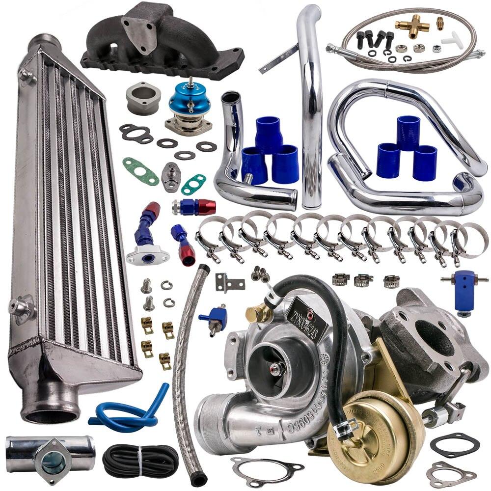 K04-015 Kit Turbo + Intercooler 06A253033AB & 06A253033AL pour Audi TT 1.8 T (8N) pas 225 PS pour VW Bora Jetta (1.8 T 1J)K04-015 Kit Turbo + Intercooler 06A253033AB & 06A253033AL pour Audi TT 1.8 T (8N) pas 225 PS pour VW Bora Jetta (1.8 T 1J)
