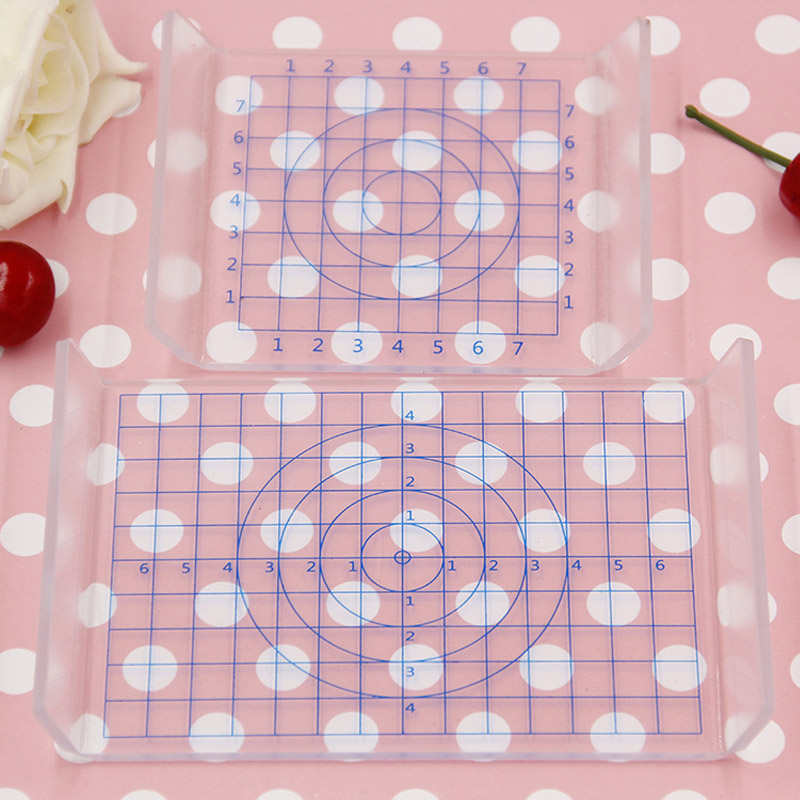 Workbench Pressure Plate Soft Clay Tools Manual DIY Tools Acrylic Transparent Arts Crafts Supplies Pottery Ceramics Tools