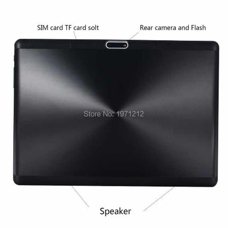 2019 nowy 10 cal tablet PC Deca Core 4 GB pamięci RAM 64 GB ROM 8.0 WiFi Bluetooth Dual SIM karty 3G 4G LTE tabletek 10.1 + prezenty