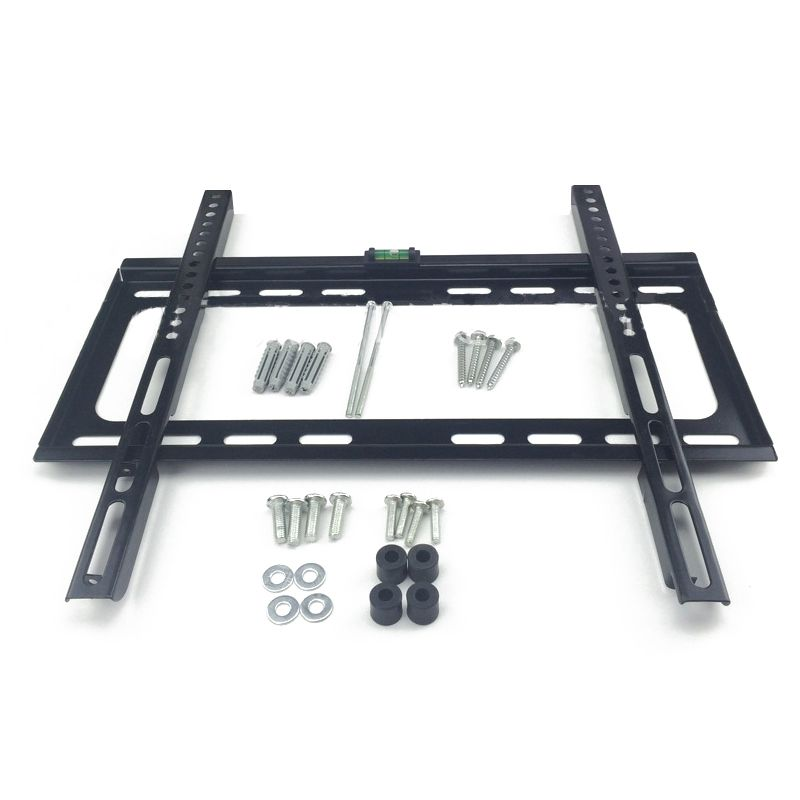 TV Wall Mount Fixed Position for most 26 - 63 inch Flat Screen Plasma Monitor LED LCD up to 50kg VESA 400mmX400mm
