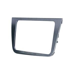 Image 5 - Seicane 2 DIN Car Radio Fascia Dash Trim Kit For 2004+ SEAT Altea Toledo LHD  220*130mm Stereo DVD Player refitting Frame