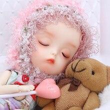 Bonecas BJD Mong Secretdoll Fullset Suit 1/8 Adorável Cutie Cabeça Presente de Versões de Dormir com Os Olhos Abertos Para O Aniversário Ou o Natal